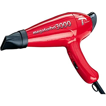Turbo Power MegaTurbo 3000 - Secador de pelo profesional