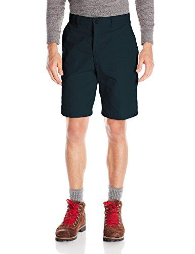 - Red Kap Men's Plain Front Short, Spruce Green, 32x10