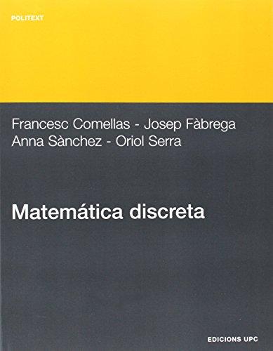 Descargar Libro Matemática Discreta Francesc Comellas Padró