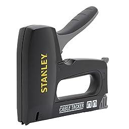 Stanley CT10X Heavy Duty Staple Gun/Cable Tacker