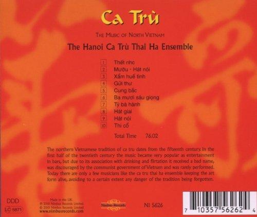 Ca Tru: Music of North Vietnam