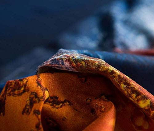 LYJNBB Ensemble de draps Drap Plat Drap Taie 4 pièces Taille Pleine 100% Polyester, Convient pour All Seasons Offre Spéciale