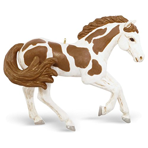 horses christmas ornaments amazoncom - Horse Christmas Ornaments