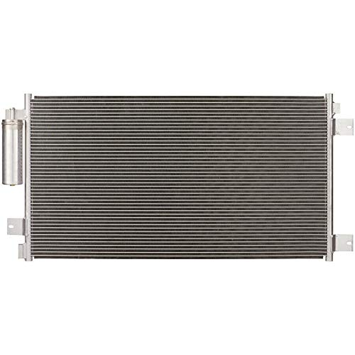 Replacement AC Condenser For Nissan NV3500 NV2500 NV1500 5.6 4.0