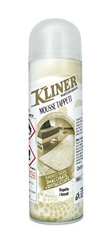 Detergente aerosol in schiuma tappeti e superfici tessili COPYR KLINER MOUSSE 500 ML