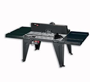 SKIL RAS450 450-Square-Inch Aluminum-Top Benchtop Router Table with Extensions
