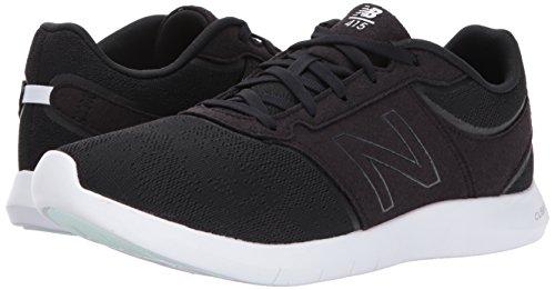 Negro Para Balance 415 New Zapatillas Seasonal Mujer black white w61x7X