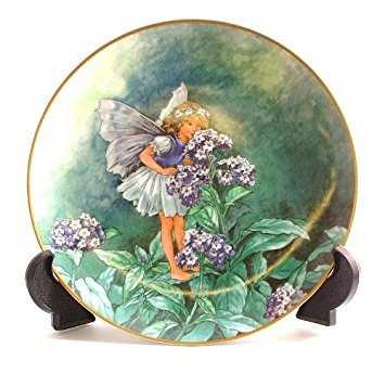 - Heinrich Villeroy and Boch The Heliotrope Fairy plate CP555