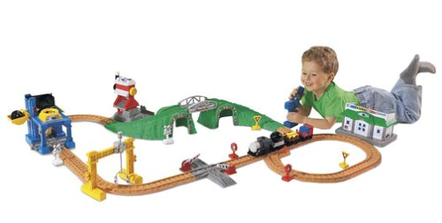 GeoTrax Tracktown Railway