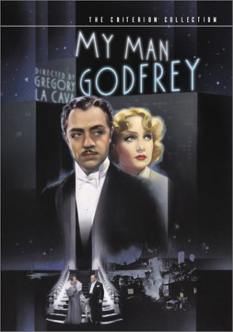 Man Godfrey Dvd - 1