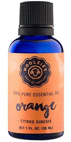 Woolzies Sweet Orange 100% Pure Essential Oil (1 oz)