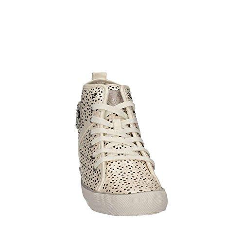 Blanc Pour Baskets Baskets Pour Femme Guess Guess Femme waZ0wxqzp