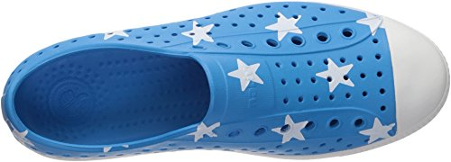 Native Shoes Jefferson Water Shoe Wave Blue/Bone White/Big Star 9 Men's M US by Native Shoes (Image #1)