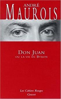 Byron par Maurois