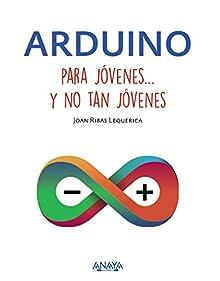 Libro: Arduino para jovenes y...