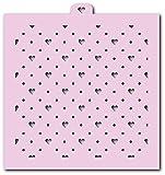 Cookie Stencil set Basic, 6