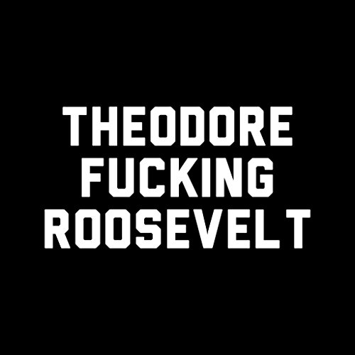 Roosevelt Black Women's Theodore Coto7 Fucking Hooded Sweatshirt qFEg4