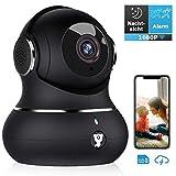 1080P Indoor Wireless WiFi Home IP Security Camera - Littlelf Panoramic Pet Camera