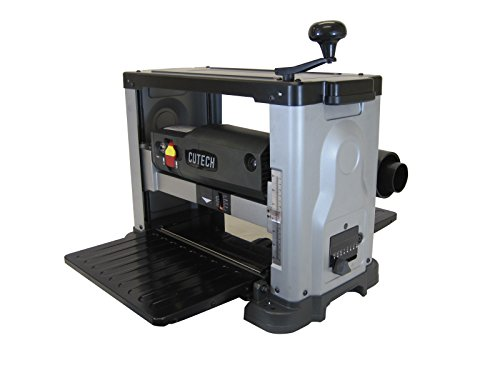 Cutech 40600H-CT 13 Spiral Cutterhead Planer – Deluxe Model Plus