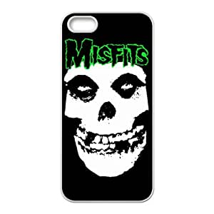 Misfits skull Cell Phone Case for iPhone 5S