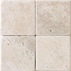 tumbled marble tile. Crema Marfil 6x6\u0026quot; Square Marble Tile Tumbled U