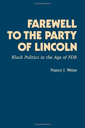 Farewell To The Party Of Lincoln