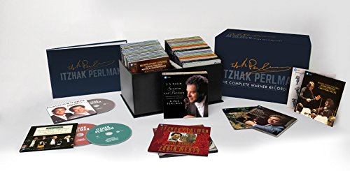 Itzhak Perlman - The Complete Warner Recordings (77CD) by Warner Classics/Parlophone (Image #5)