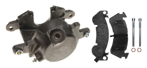 Raybestos RC10506SS Super Stop Remanufactured, Loaded Disc Brake Caliper