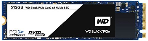 Black 512GB Performance SSD WDS512G1X0C product image