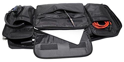 Rockville 49-Key Case Soft Carry Bag 4 Impulse+Launchkey 49 Controller Keyboards