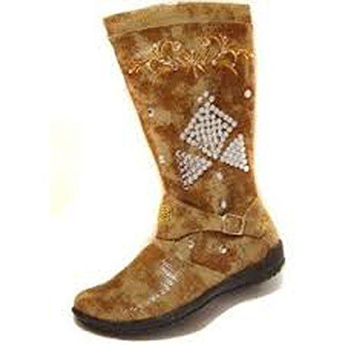 Leather Jennifer Boots LELLI Beige wunderschoene KELLY Beige Beige XwU8tgxq