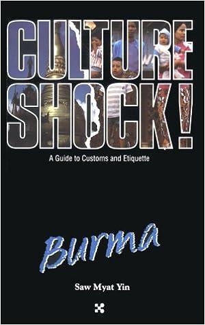 Myanmar CultureShock