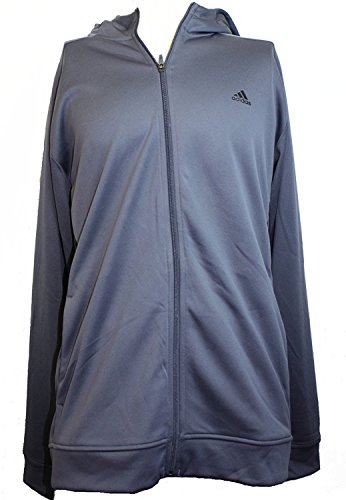 Adidas Mens Competition Training Jacket Grey XL