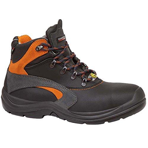 Giasco - Calzado de protección para hombre multicolor negro/naranja 44 EU