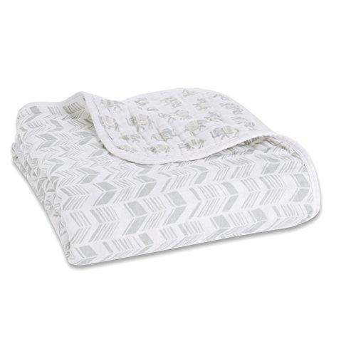 Aden And Anais Stroller Blanket Size - 9