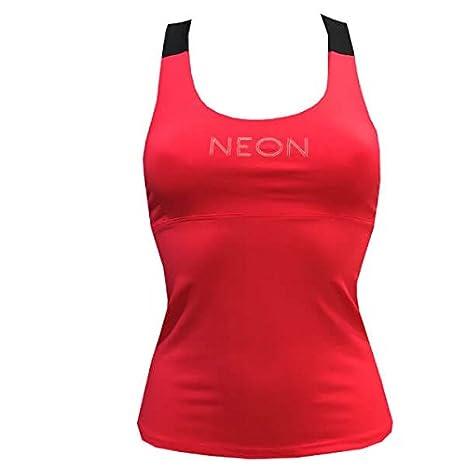 Camiseta Padel Neon Mujer Silves Afternoon-S: Amazon.es: Deportes ...