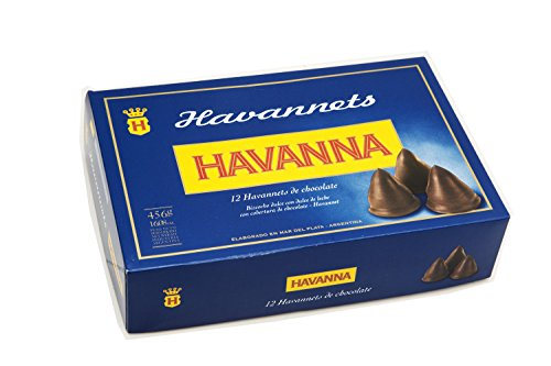 Amazon.com : Havanna Havannets de Chocolate por 12 Unidades (456 Grs.) : Grocery & Gourmet Food