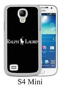 Beautiful Classic Lauren Ralph Lauren(3) White Case For Samsung Galaxy S4 Mini
