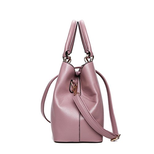 Chinois Sacs Mesdames Shopping Main à de Couleurs Travail Broderie Unique Portent Style Trois des pink SHOUTIBAO à bandoulière Sac THAnA