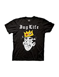 Ripple Junction Archie Jug Life Adult T-Shirt