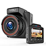 "Dash Cam C1, AIQIU 1.5"" LCD Screen Car Camera FHD 1080P Wifi Driving"