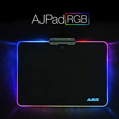 Havit RGB Gaming Mouse Pad Soft Non-Slip Rubber Base Mouse Mat for Laptop Computer PC Games Large