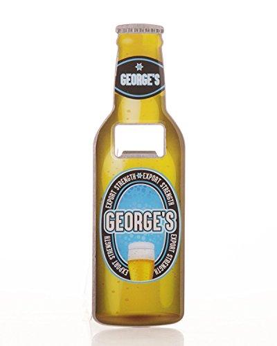 (beer bottle opener - george)