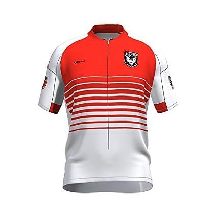 811169d32 Amazon.com   MLS Men s Secondary Short Sleeve Cycling Jersey ...