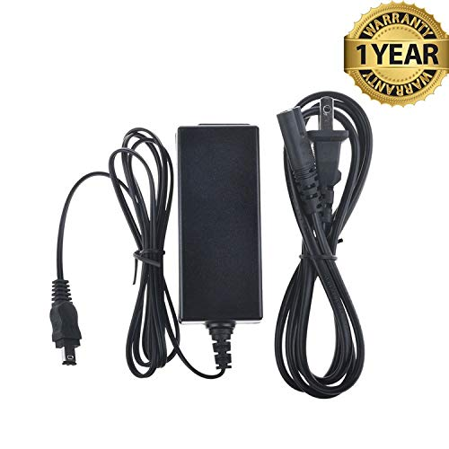Accessory USA AC Power Adapter Charger Cord for Sony HandyCam DCR-TRV530 DCR-TRV525 DCR-TRV520 DCR-TRV280E DCR-TRV310 DCR-TRV315 DCR-TRV27 DCR-TRV280 DCR-TRV30 DCR-TRV300 DCR-TRV308 ()
