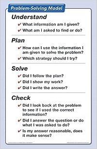 Saxon Math Course 1-3: Instructional Poster by SAXON PUBLISHERS (2006-06-01)