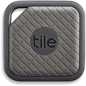 4-Pk Tile Sport Key Finder (Graphite)