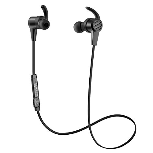 Bluetooth Earphones, SoundPEATS Wireless Magnetic Sport Earp