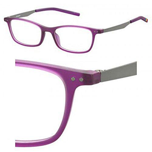 2a25b548419 Polaroid Core Pld D 403 0VYY Violet Let Ruthenium Eyeglasses