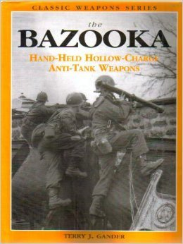 The Bazooka: hand held hollow charge anti tank weapons